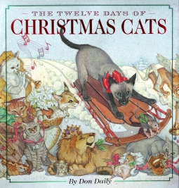 #7 The Twelve Days of Christmas Cats