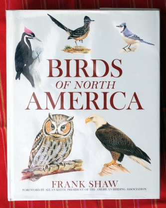#38 Birds of North America - Book