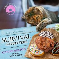 #36 - Survival of the Fritters, audio book